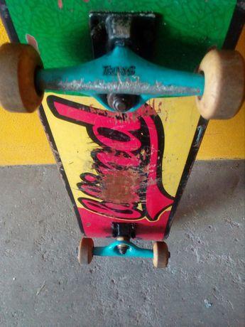 Skate usado em bom estado