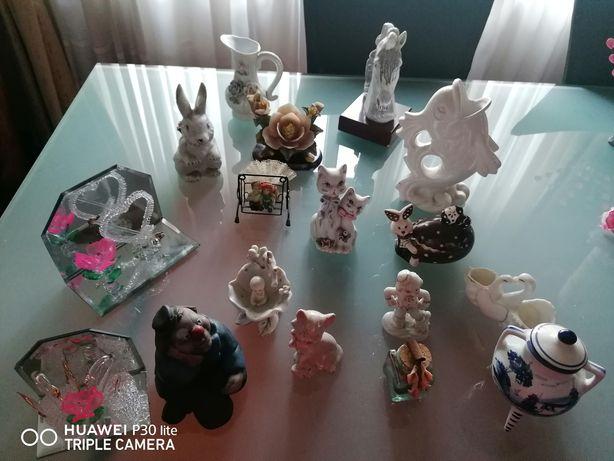 peças de decoração