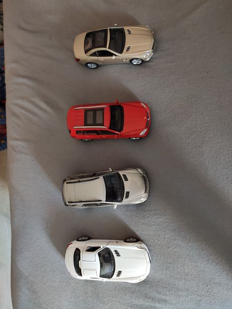 Samochody welly