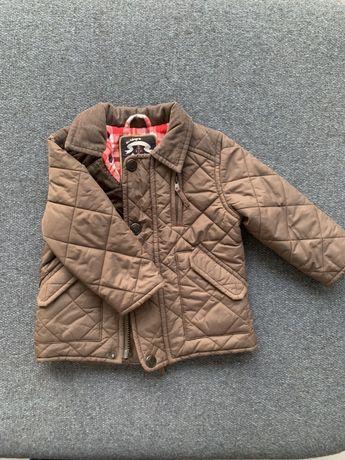 Next демисезон куртка 80 см