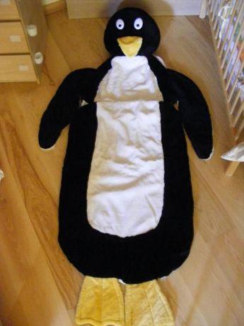 Śpiwór PINGWIN z Madagaskaru SUPER!