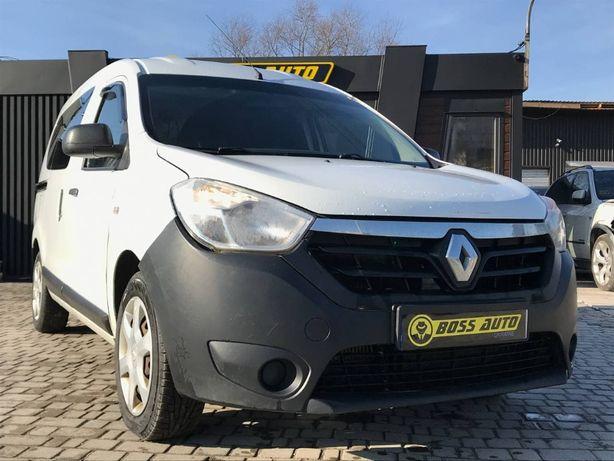Renault Dokker пасс. 2013