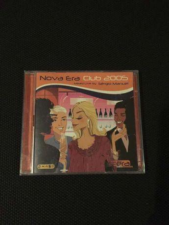 CD Nova Era Club 2003 (apenas CD 1)