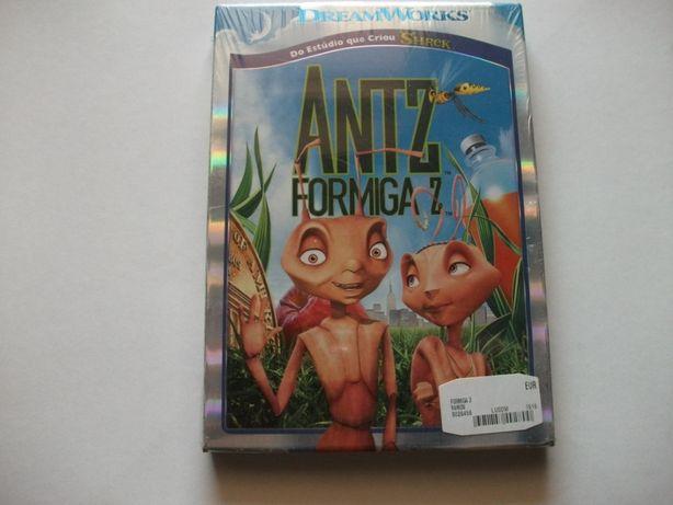 DVD filme de animação Antz novo e selado
