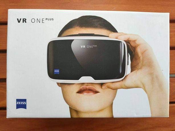 Okulary VR one plus Zeiss nowe
