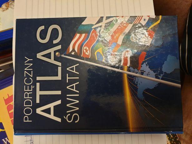 Atlas Świata z mapami