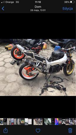 Silnik 750 gsxr 600 k4 k5 custom suzuki swap stunt pies komplet  1000