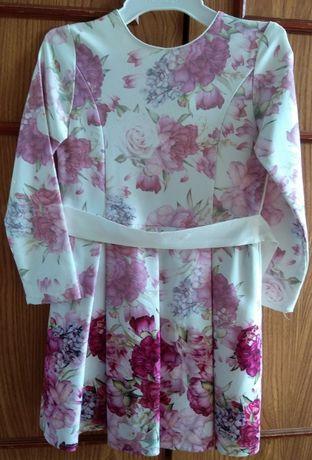 Платье девочка (весна)