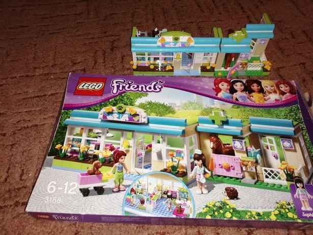 Lego friends weterynarz