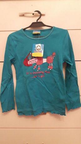 Bluzeczka dla dziewczynki r 122