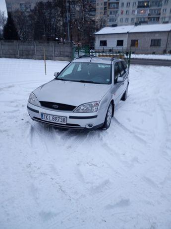 Ford Mondeo MK3 2001r  kombi 1.8 b.gaz hak klima