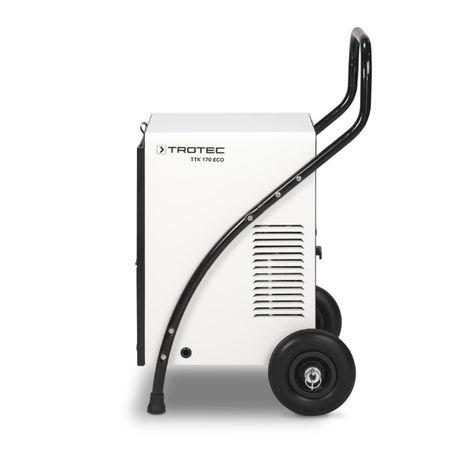 Osuszacz powietrza - pochłaniacz wilgoci- wynajem