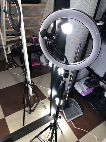 Кільцева лампа