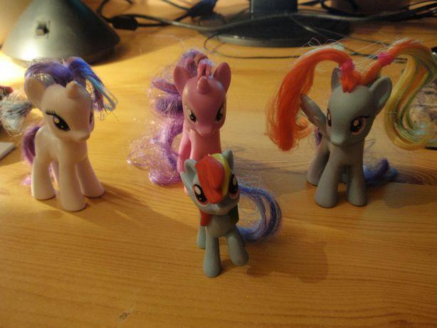 Figurki - koniki Pony Oryginalne Hasbro