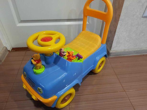 Машинка для катання, толокар, автомобіль-каталка Disney, Дісней