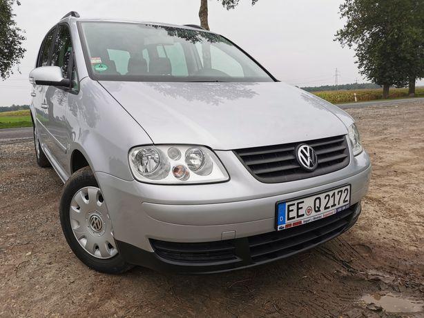 Volkswagen*Touran*1.6MPI*Niemiec*Opłacony*Climatronic*Piękny*Stan!