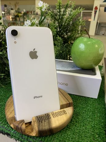 IPhone Xr 128 White Neverlock Гарантия до 12 мес Магазин