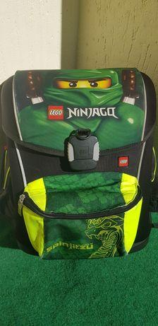 Шкільний ортопедичний рюкзак портфель Lego Ninjago оригінал твердий