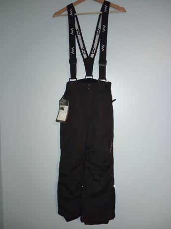 nowe spodnie zimowe dziecięce Pati Junior Campus 134