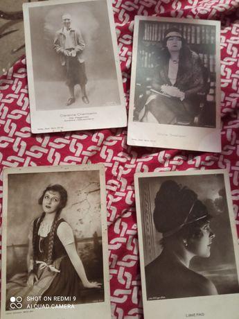 Продам старые фото открытки