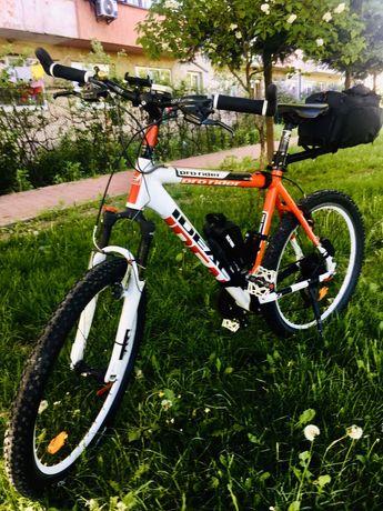 Велосипед ideal pro рама высокая