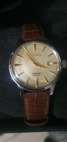 Relógio Seiko presage watch cocktail