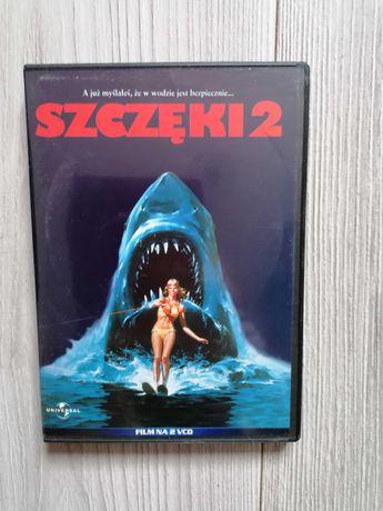 Szczęki 2 Kultowy Film DVD. Okazja. Tanio. + film gratis