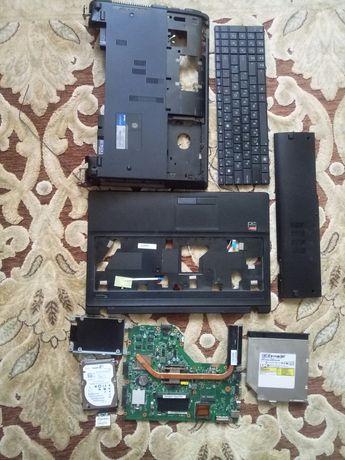 asus X54H ноутбук на запчасти
