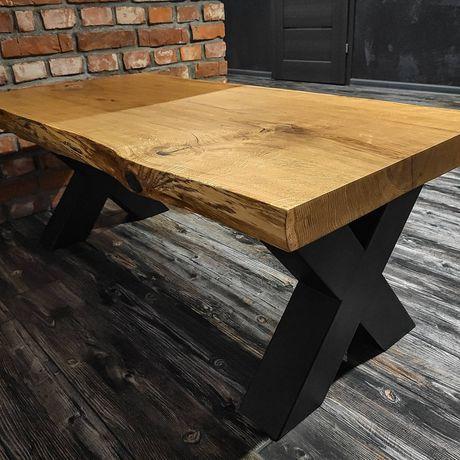 Ława, stolik kawowy, loft, stół