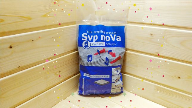 СВП Nova Основа 1 мм. 500 шт.