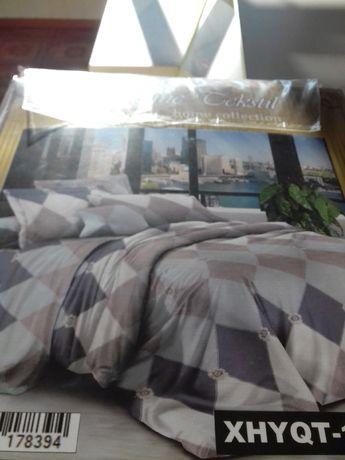 Комплект постельного белья. Двухспальный.