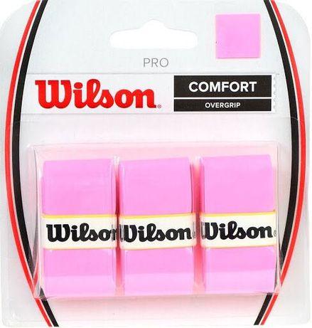 Намотки на ракетку Wilson