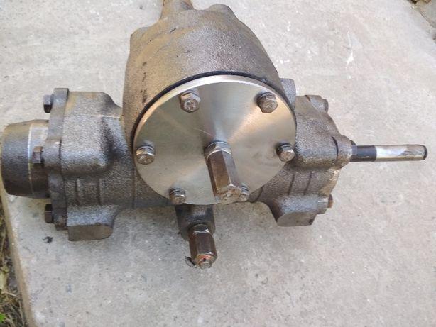 ГУР Т-40 МТЗ ЮМЗ гидроусилитель руля Д-144 Д-240 Д-65 лапа кранштейн.