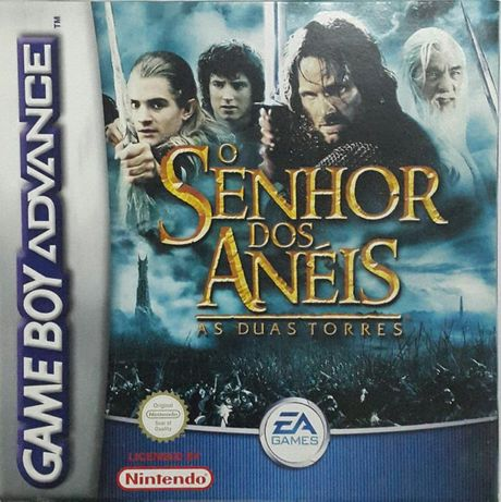 Jogos Game Boy Advance Pack 1