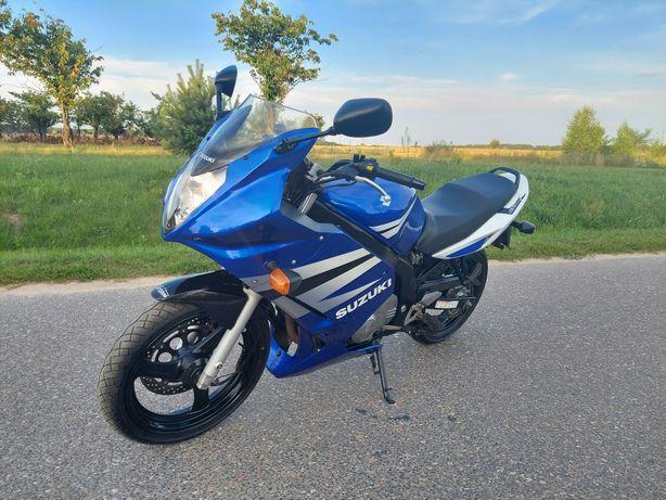 Suzuki GS 500 F Mega stan Niemcy książka 31tys A2