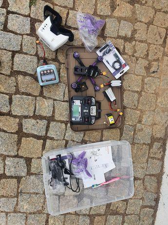 Drone FPV e acessorios