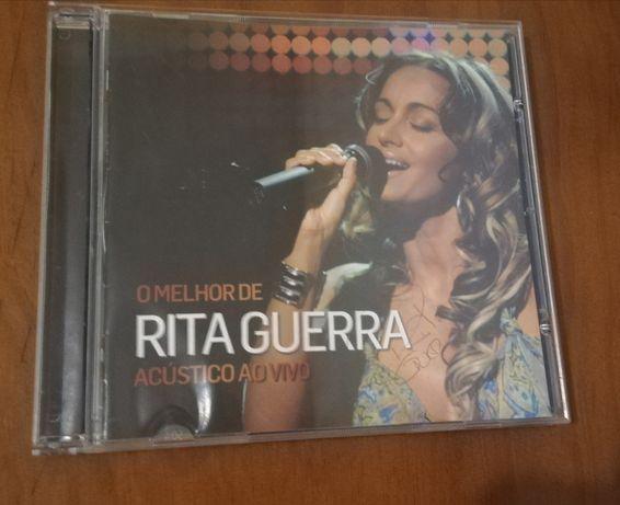O melhor de Rita Guerra acústico ao vivo