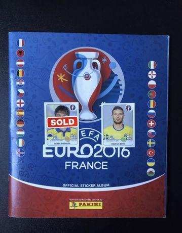 Vendo/Troco Cromos Euro 2016