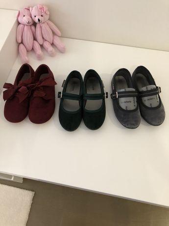 Vendo sapatos menina como novos !