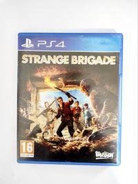 Strange Bridge ps4