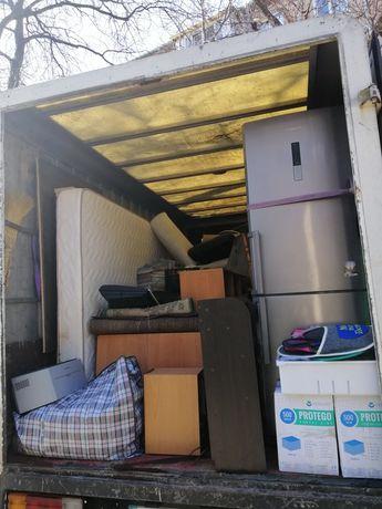 Перевозка мебели, холодильника,бытовой техники.Грузоперевозки+грузчики