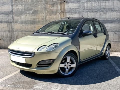 Smart ForFour Passion 95