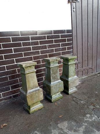 Tralki betonowe tarasowe