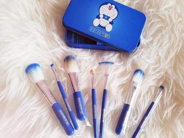 Oportunidade! Pincéis Maquilhagem Doraemon