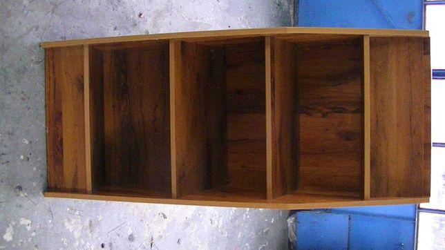 Półka szafka regał drewniana