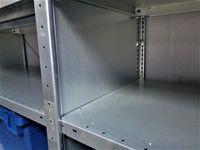 REGAŁ 64x200x400cm/15p OCYNKOWANY Metalowy Magazynowy Garażowy
