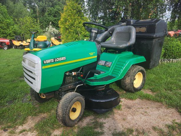 Traktorek kosiarka Verts/12,5 KM/Manual