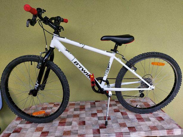 Rower dla dzieci Rockrider 300 Biały