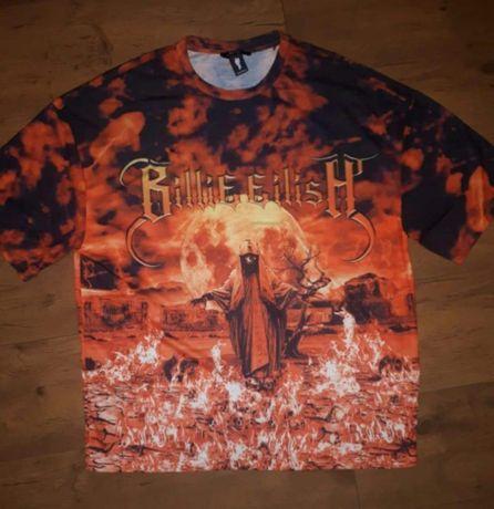 Koszulka bluzka Billie Eilish r.M bershka