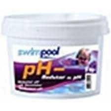 Tratamento para Piscina Regulador PH Menos